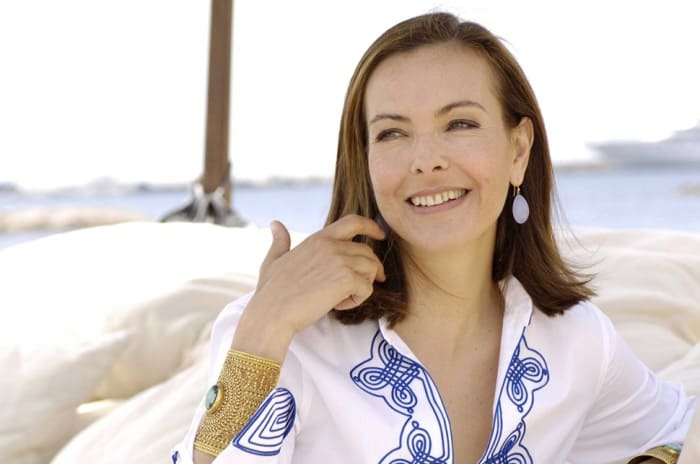 Одна из самых красивых французских актрис Кароль Буке | Фото: fresher.ru