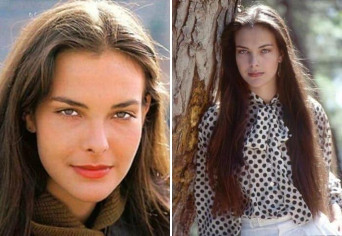Актриса в юности | Фото: kino-teatr.ru и fb.ru