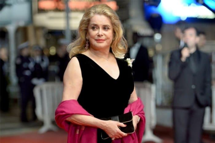 Легендарная французская актриса Катрин Денев | Фото: 24smi.org