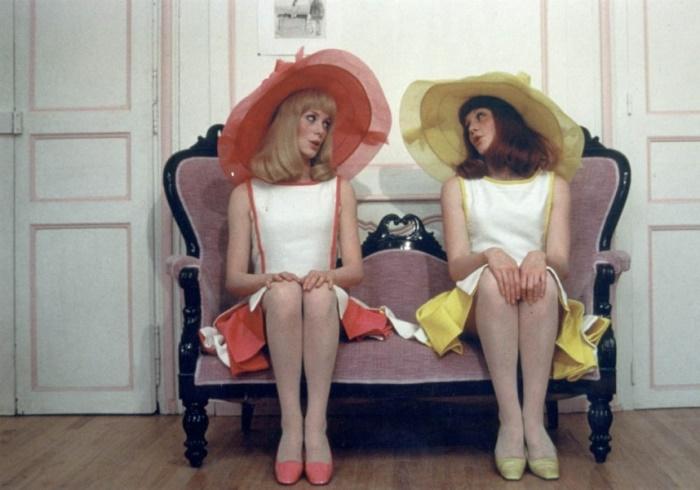 *Девушки из Рошфора*, 1967 г.