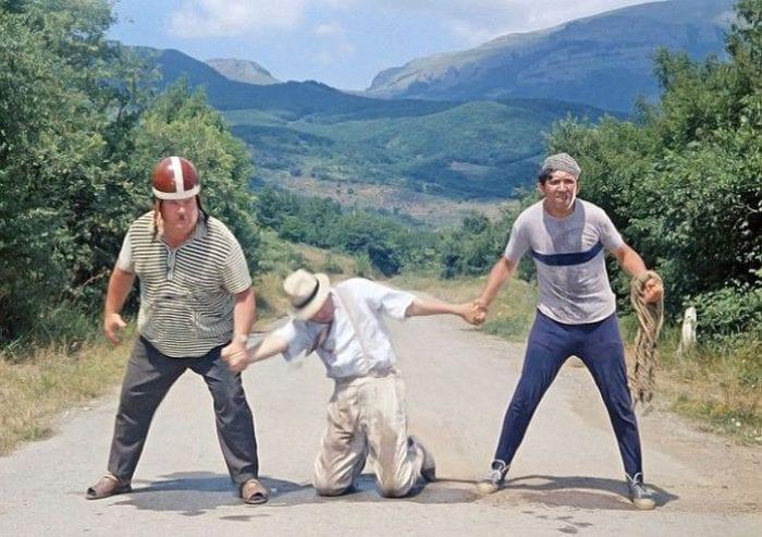 Кадр из фильма *Кавказская пленница*, 1966 | Фото: btnews.me