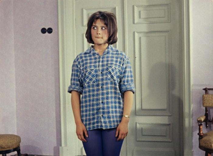 Наталья Варлей в фильме *Кавказская пленница*, 1966 | Фото: photochronograph.ru