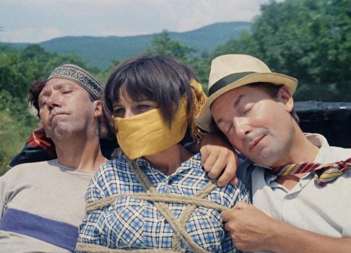 Кадр из фильма *Кавказская пленница*, 1966 | Фото: kinopoisk.ru