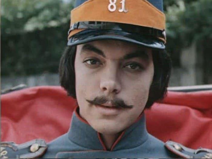 Для Сергея Захарова эта роль стала первой и единственной | Фото: kino-teatr.ru