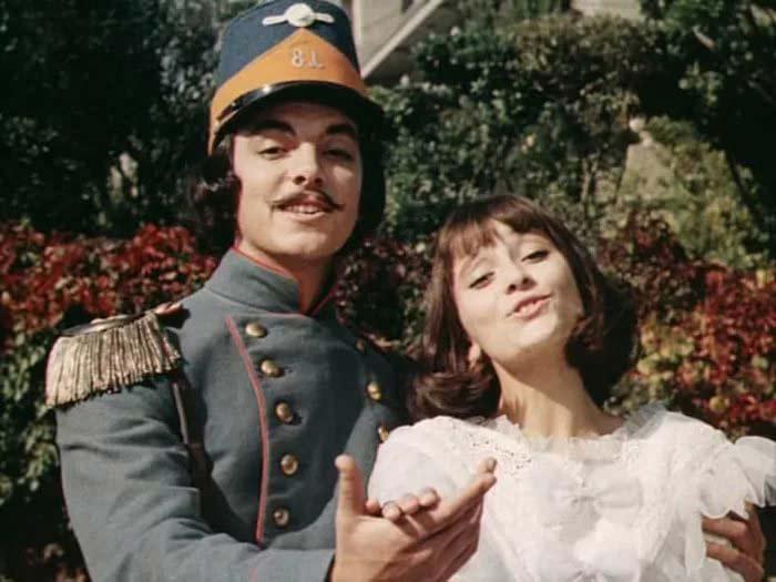 Кадр из фильма *Небесные ласточки*, 1976 | Фото: vokrug.tv