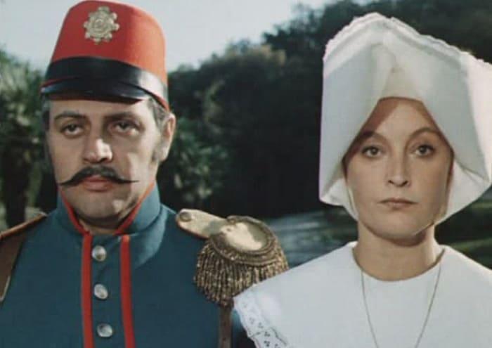 Кадр из фильма *Небесные ласточки*, 1976 | Фото: kino-teatr.ru