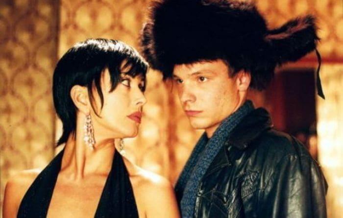 Жанна Фриске и Алексей Чадов в фильме *Ночной дозор*, 2004 | Фото: uznayvse.ru