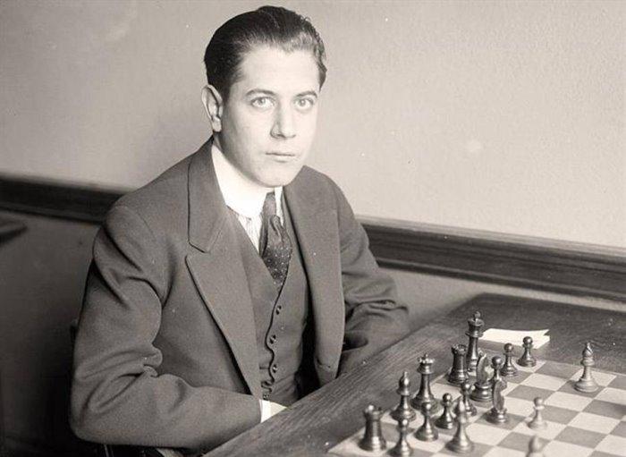 Гроссмейстер Хосе Капабланка | Фото: sputnik-georgia.ru