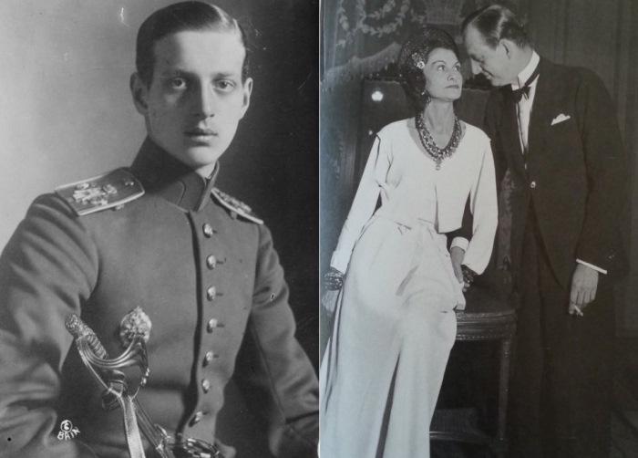 Коко Шанель и великий князь Дмитрий Павлович Романов