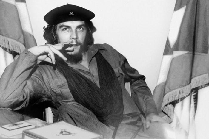 Команданте Че Гевара | Фото: theman-cave.com