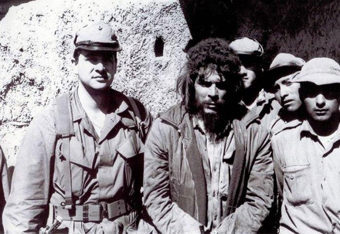 Пленный Че Гевара | Фото: chrontime.com