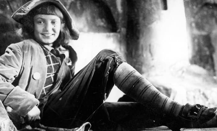 Владимир Константинов в фильме *Новый Гулливер*, 1935 | Фото: kino-teatr.ru