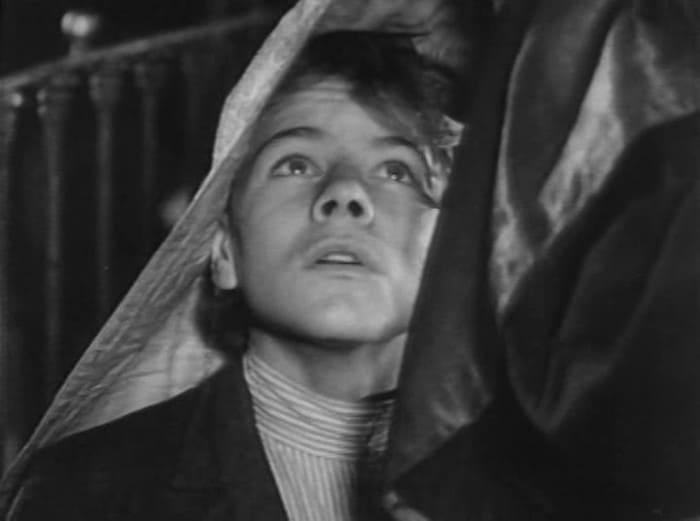 Алексей Лярский в фильме *В людях*, 1938 | Фото: kino-teatr.ru