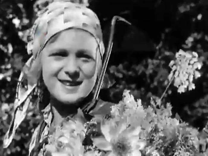 Кадр из фильма *Дочь партизана*, 1935 | Фото: kino-teatr.ru
