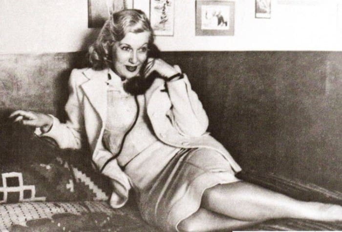 Кинодива 1930-1940-х гг. Любовь Орлова | Фото: kino-teatr.ru