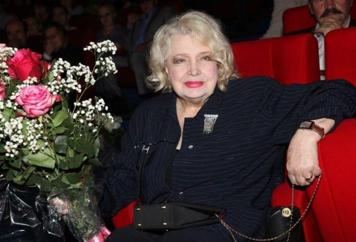 Актриса и режиссер Татьяна Доронина | Фото: teleprogramma.pro