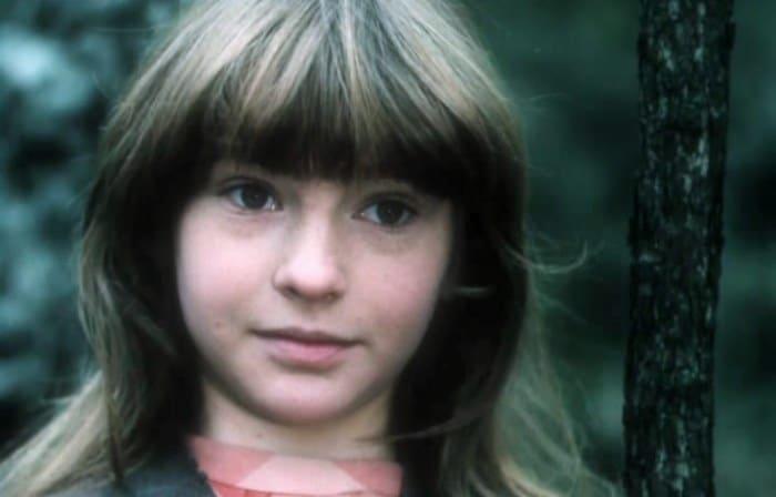 Нина Гомиашвили в роли Герды в фильме *Тайна Снежной королевы*, 1986 | Фото: kino-teatr.ru