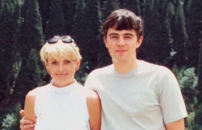 Сергей Бодров-младший с женой Светланой | Фото: slonn.me