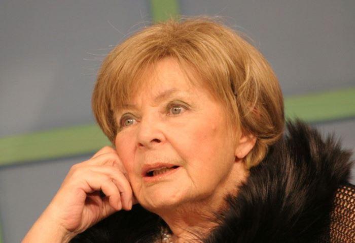 Актриса Ольга Аросева | Фото: uznayvse.ru