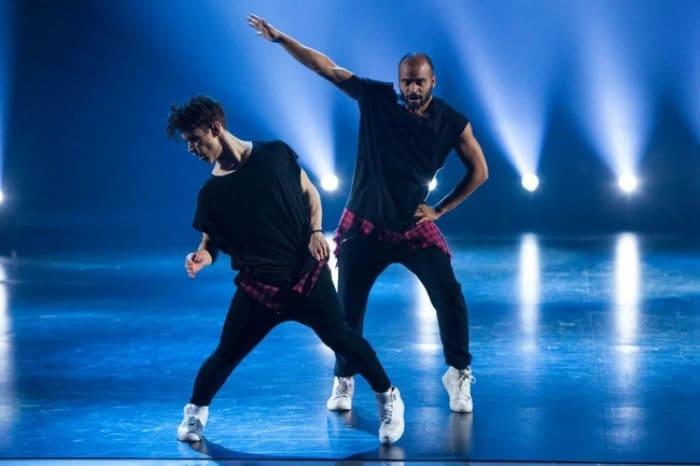 Хореограф на сцене шоу *Танцы* | Фото: veasy.ru