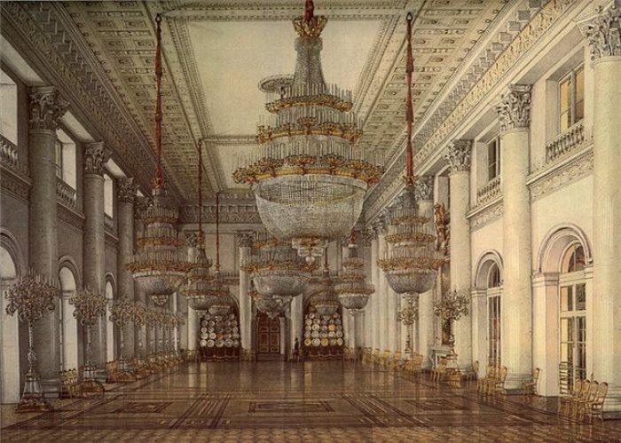 К. Ухтомский. Концертный зал