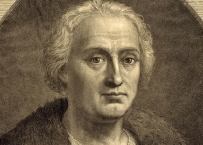Портрет Христофора Колумба   Фото: people.su