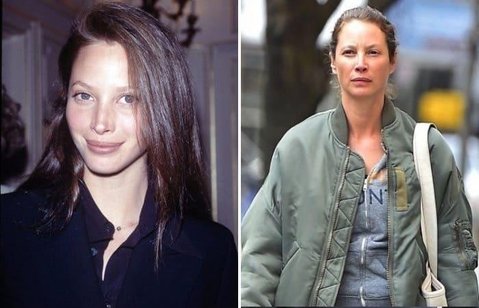 Кристи Тарлингтон в молодости и в наши дни | Фото: vplate.ru и tsn.ua
