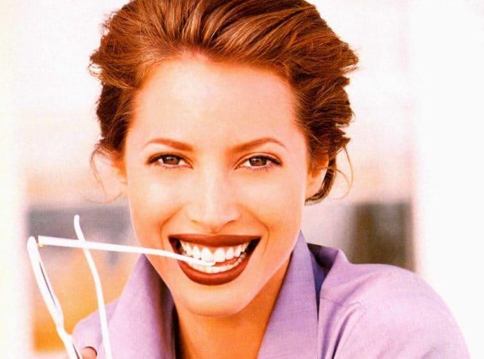 Рекламная кампания, прославившая Кристи Тарлингтон на весь мир | Фото: showtopmodel.ru