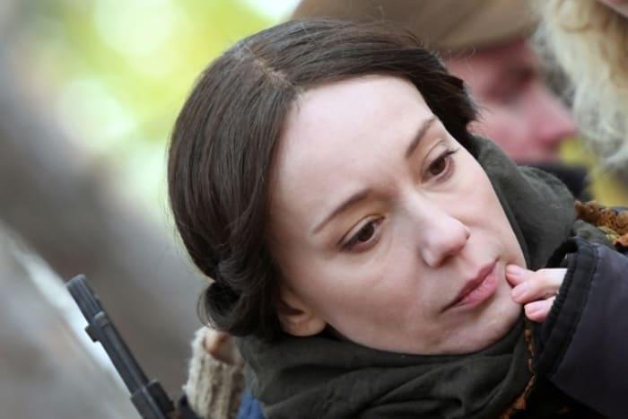 Актриса и общественный деятель Чулпан Хаматова | Фото: novayagazeta.ru