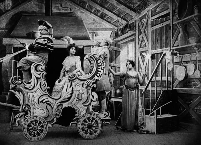 Кадр из фильма *Золушка*, 1899 | Фото: film.ru