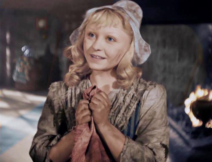 Янина Жеймо в роли Золушки | Фото: kino-teatr.ru