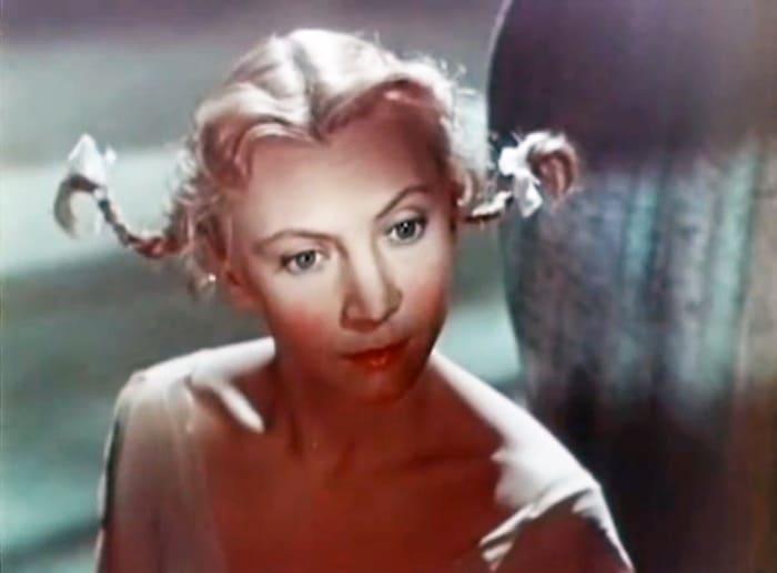 Раиса Стручкова в роли Золушки, 1960 | Фото: kino-teatr.ru