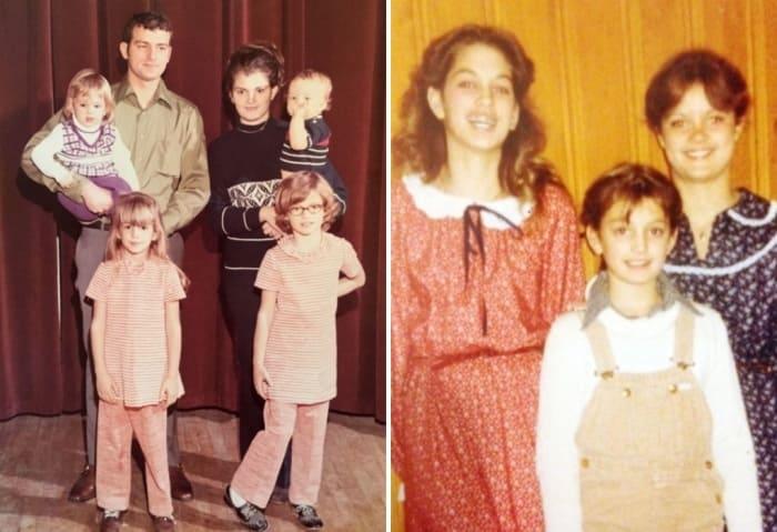 Синди Кроуфорд с семьей | Фото: hochu.ua