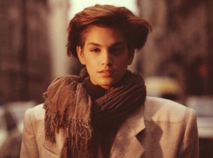 Синди Кроуфорд в начале модельной карьеры | Фото: hochu.ua