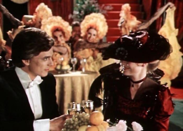 Кадр из фильма *Принцесса цирка*, 1982 | Фото: keblusek.ru