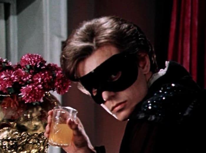 Игорь Кеблушек в роли Мистера Икс, 1982 | Фото: keblusek.ru