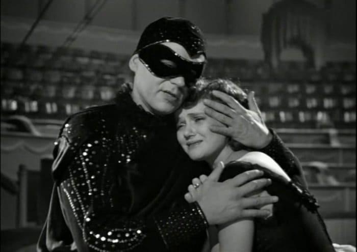 Кадр из фильма *Мистер Икс*, 1958 | Фото: domkino.tv