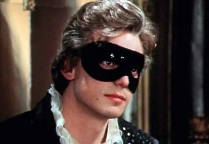 Игорь Кеблушек в роли Мистера Икс, 1982 | Фото: domkino.tv