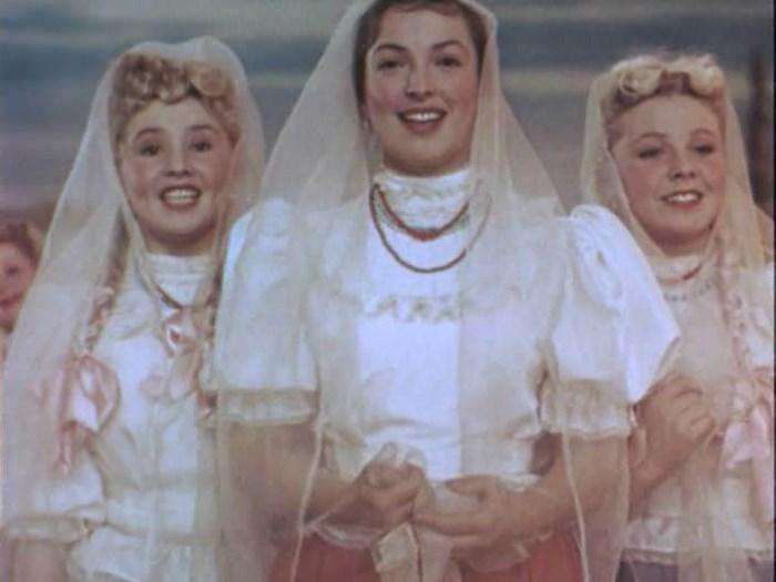 Кадр из фильма *Кубанские казаки*, 1949 | Фото: kino-teatr.ru