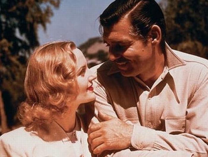Кларк Гейбл и его единственная любовь | Фото: liveinternet.ru