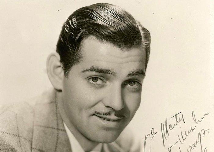 Звезда Голливуда 1930-1940-х гг. Кларк Гейбл | Фото: kino-teatr.ru