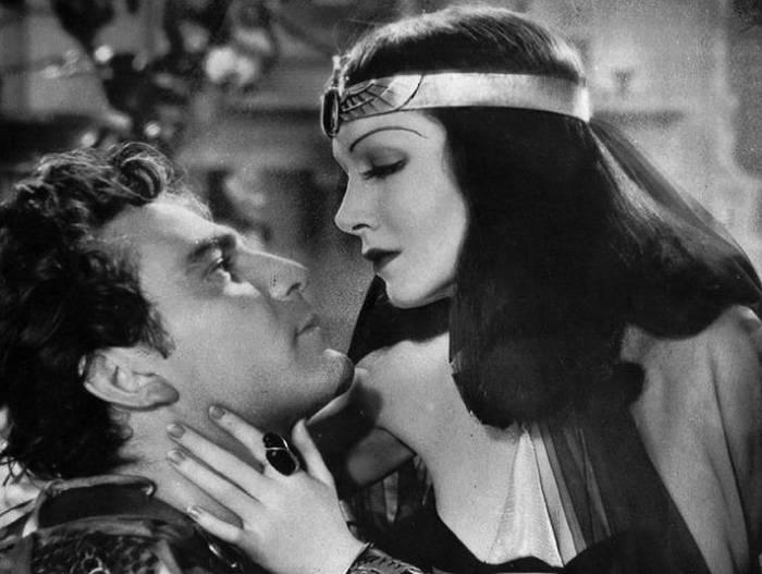 Кадр из фильма *Клеопатра*, 1934 | Фото: love2beauty.ru