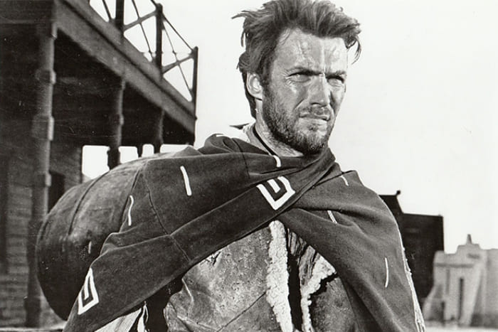 Клинт Иствуд в фильме *За пригоршню долларов*, 1964 | Фото: 24smi.org