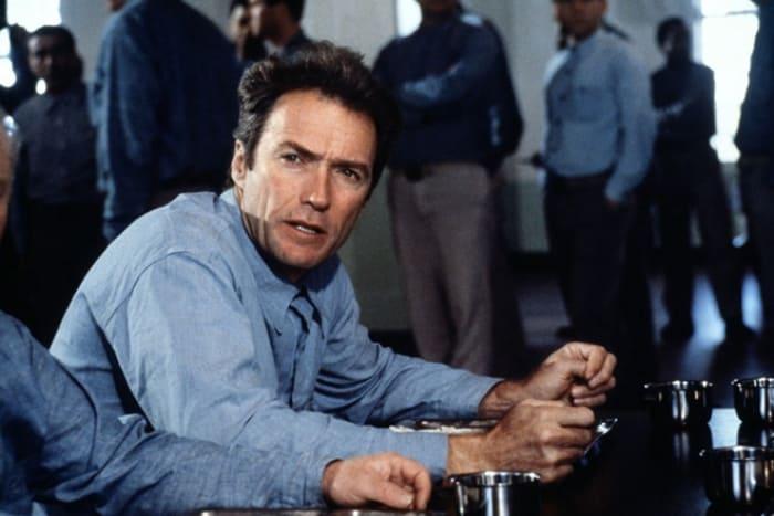 Клинт Иствуд в фильме *Побег из Алькатраса*, 1979 | Фото: 24smi.org