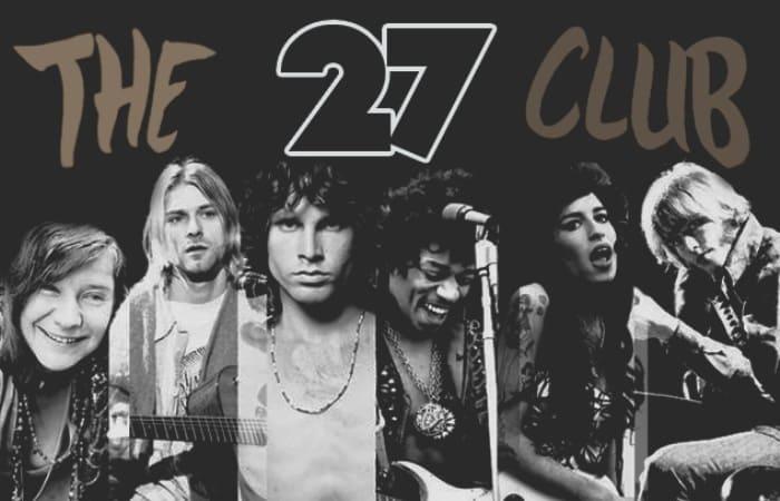Тот самый *Клуб 27* | Фото: celebuzz.com