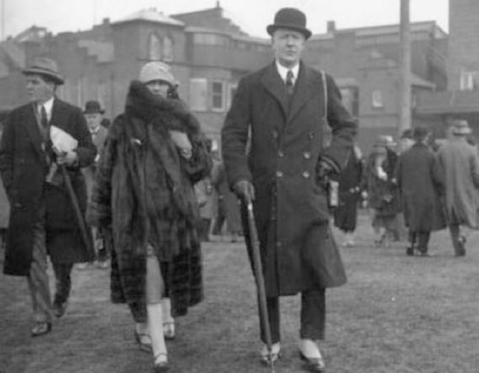 Самый богатый мужчина в Европе на тот момент, герцог Вестминстерский и Коко Шанель