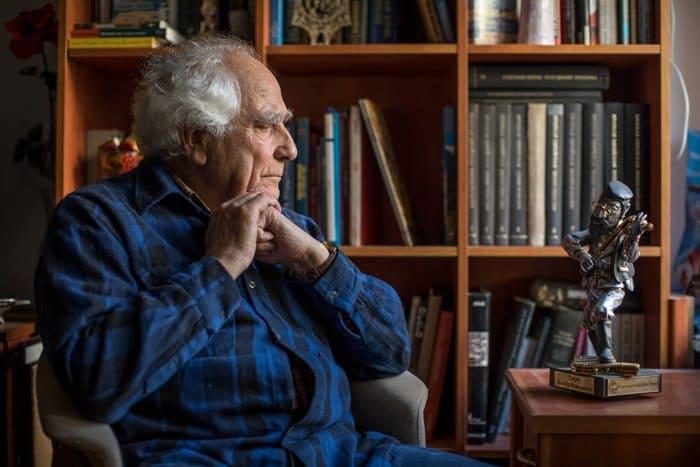 Иосиф Бегун | Фото: moscow-jerusalem.ru