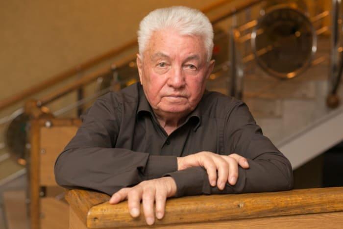 Писатель Владимир Войнович | Фото: forbes.net.uaы
