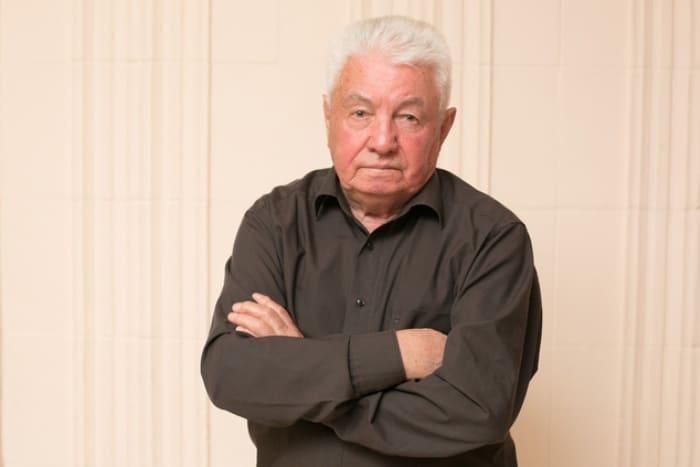 Писатель Владимир Войнович | Фото: forbes.net.ua