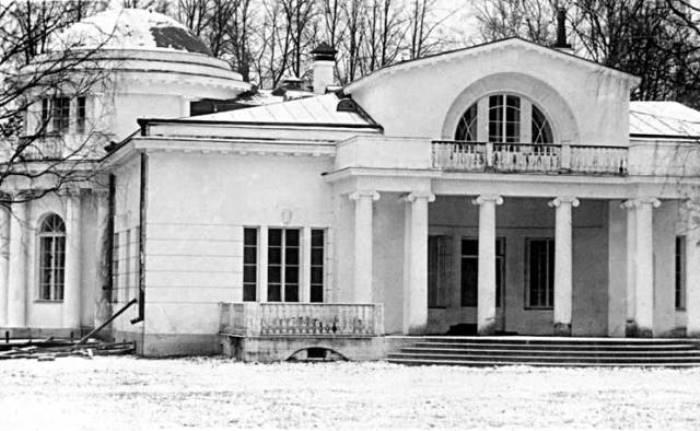 Усадьба Мусиных-Пушкиных в с. Борисоглеб. Фото 1930-х гг.   Фото: liveinternet.ru